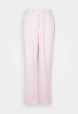 SEPARATE LONG PANTS - Pantaloni del pigiama - pink/white