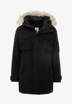 NORDIC EDGE EXPEDITION - Zimní kabát - black