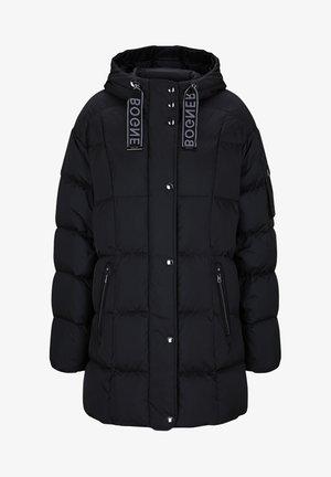 FANJA - Down coat - schwarz