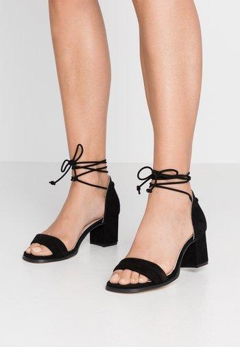 DAKOTA - Sandals - black