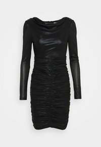 4th & Reckless - KIMBERLY DRESS - Cocktailkjole - black - 5