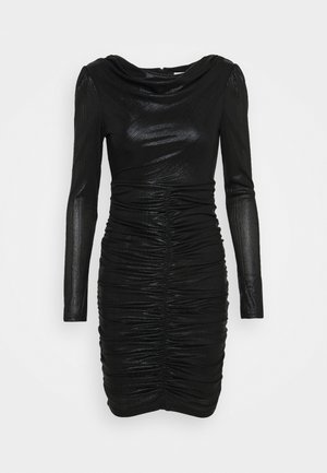 KIMBERLY DRESS - Sukienka koktajlowa - black