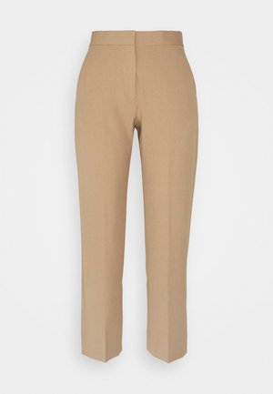 JUDITH - Trousers - light camel