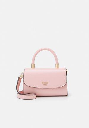 LAYLA MINI TOP HANDLE FLAP - Taška spříčným popruhem - pink