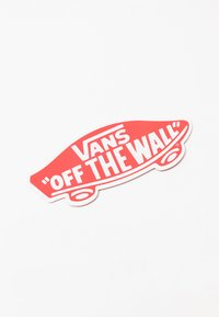 Vans - OLD SKOOL - Sneakersy niskie - red/black/true white - 5