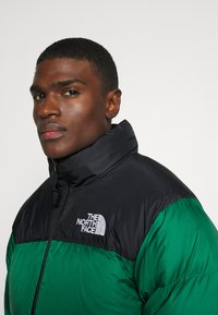 The North Face - 1996 RETRO NUPTSE JACKET - Dunjakke - evergreen - 4
