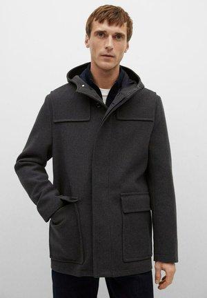 Light jacket - mittelgrau meliert