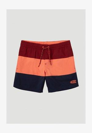 Swimming shorts - living coral