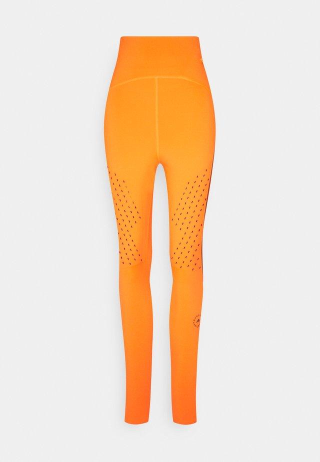 TRUEPUR - Legging - signal orange