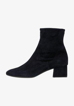 TIALDA - Kotníkové boty - navy
