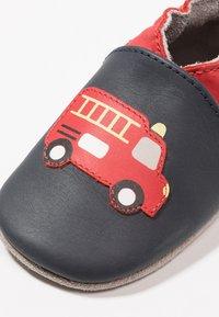 Robeez - FIREMAN - First shoes - marine - 6