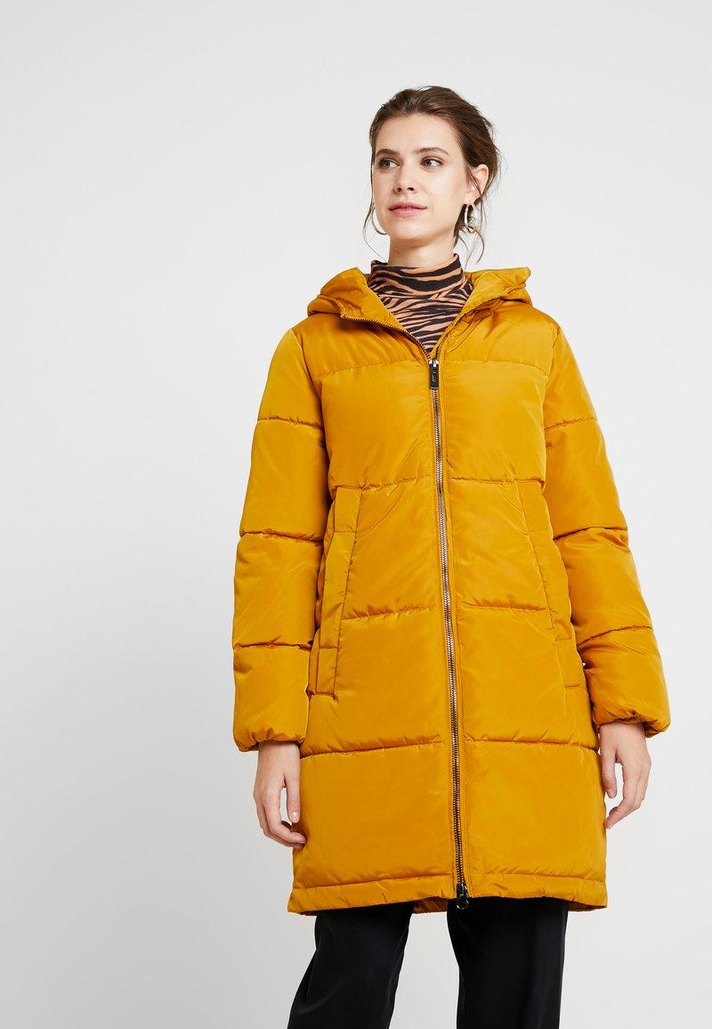 Kaffe - KACACIA OUTERWEAR - Winter coat - buckthorn