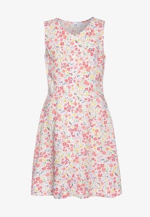 GIRL DRESS - Košilové šaty - white