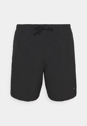 CREEKSIDE - Outdoor shorts - true black