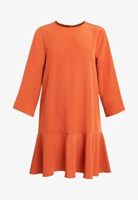 WILMA DRESS - Vestito estivo - rust