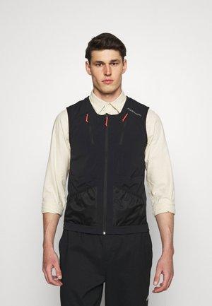 VISLIGHT UTILITY VEST - Waistcoat - black