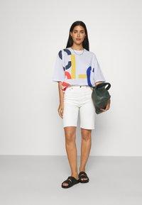 CLOSED - WOMEN´S - Print T-shirt - white - 1