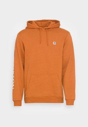 ALTON HOOD - Sweatshirt - caramel