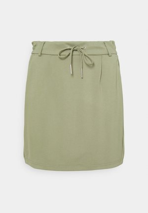 ONLPOPTRASH EASY SKIRT - Minijupe - oil green
