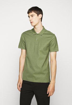 TROY  - Polo shirt - sage green
