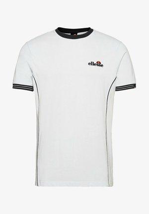 ELLESSE  - T-shirt imprimé - blanc