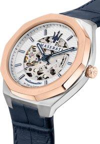 Maserati - AUTOMATIKUHR STILE - Watch - blau/silber - 4