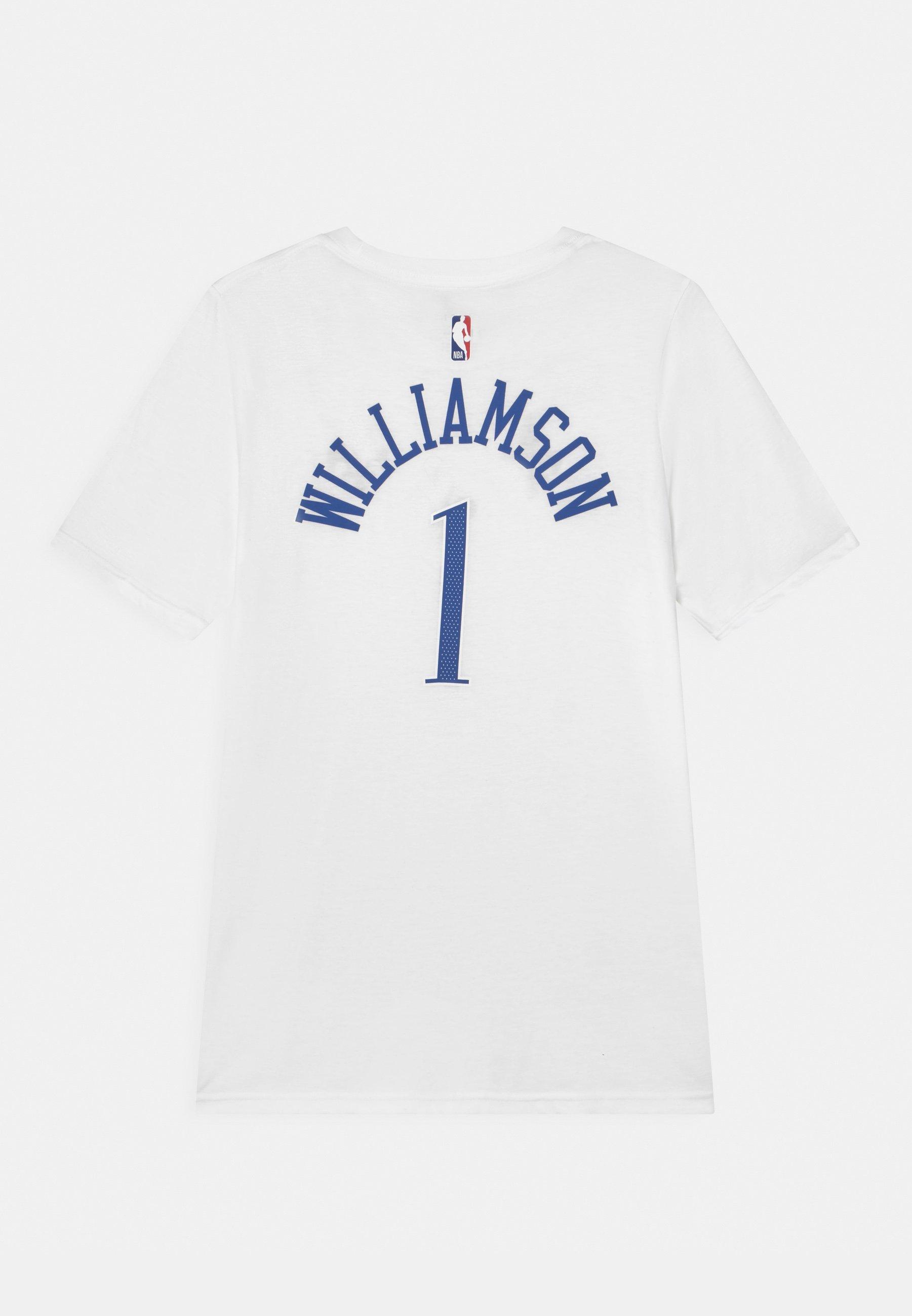 Kids NBA CITY EDITION ZION WILLIAMSON NEW ORLEANS UNISEX - Club wear