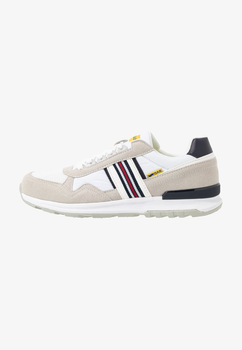 GAS Footwear - CARL SHINY  - Trainers - white