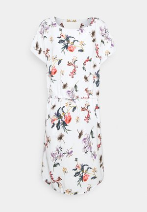 ONLNOVA LIFE CONNIE BALI DRESS - Day dress - cloud dancer