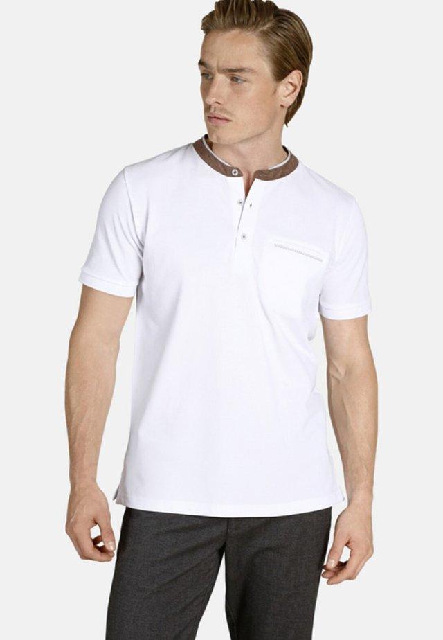 DUKE QUENTIN - Print T-shirt - white