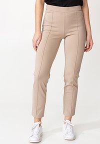 Indiska - Leggings - Trousers - beige - 3