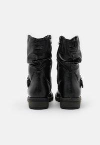 Tamaris - BOOTS - Støvler - black - 3