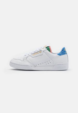 CONTINENTAL 80  - Trainers - footwear white/gold metallic/glow pink