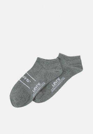 LOW CUT SPORT 2 PACK UNISEX - Socks - grey melange