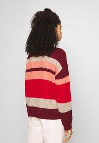comma - Jumper - multicolor stripes - 2