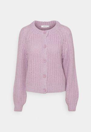 JILLETTA HEIDI CARDIGAN - Cardigan - lavender frost