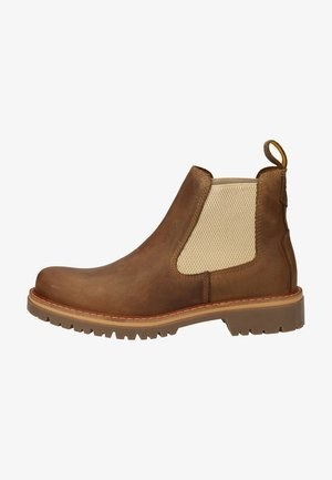 Classic ankle boots - tan c