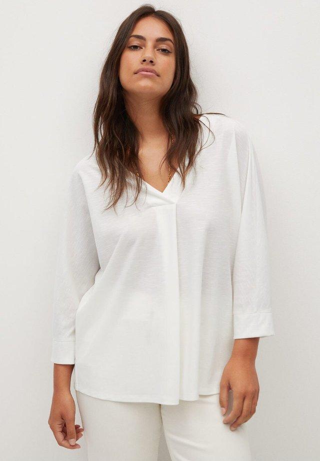 BAMBO - Bluzka - off white