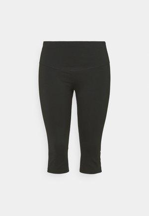 ONE PLUS - Legging - black/white
