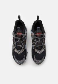 Nike Sportswear - AIR MAX 270 REACT MTF BG UNISEX - Sneakers - black/light smoke grey/smoke/white - 3