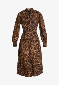 Lauren Ralph Lauren - POLY DRESS - Day dress - black/multi-coloured - 5