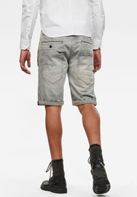 G-Star - D-STAQ 3D  - Denim shorts - medium aged - 1