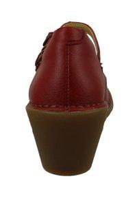 El Naturalista - Classic heels - rioja - 2