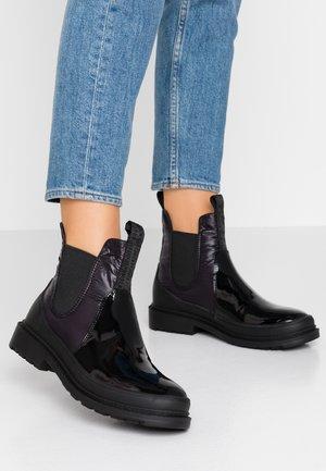 ALISON - Støvletter - black