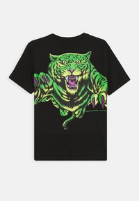 Element - BIG CAT BOY - Print T-shirt - flint black - 1