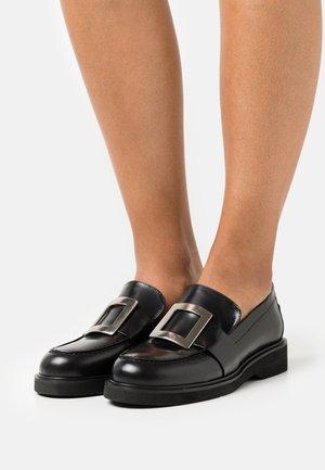 ASSAE - Nazouvací boty - noir