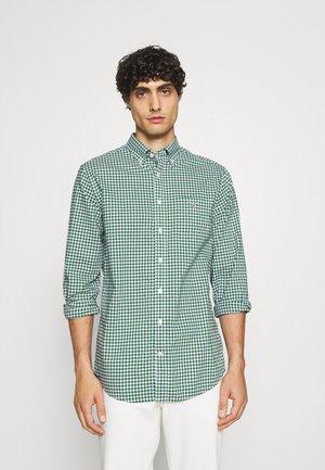 BROADCLOTH GINGHAM - Shirt - eden green