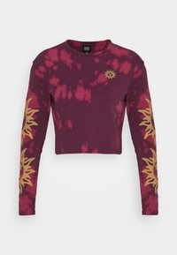 BDG Urban Outfitters - SUN WAFFLE SKATE TEE - Long sleeved top - purple - 0