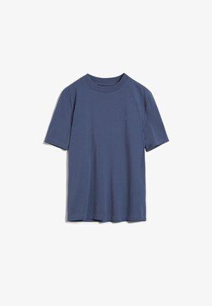 TARAA - Basic T-shirt - foggy blue