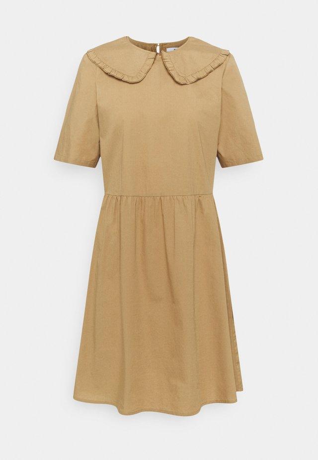 ONLSALEM SHORT DRESS TALL - Sukienka letnia - silver mink